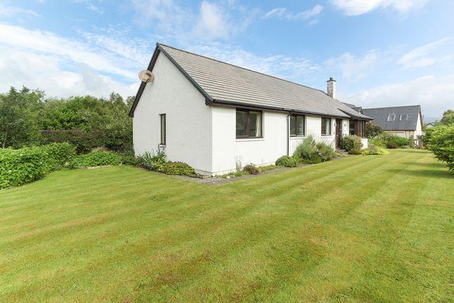 Thumbnail Detached bungalow for sale in Benderloch, Argyll