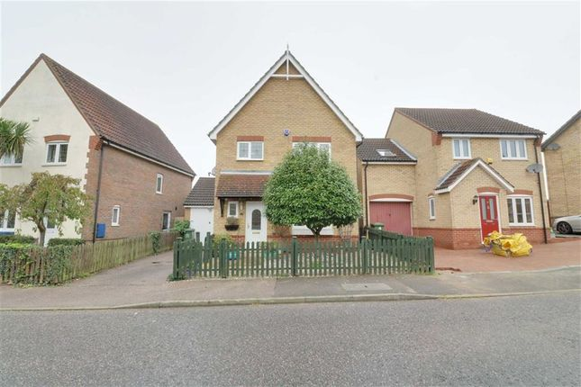 Thumbnail Detached house for sale in Redwood Drive, Laindon, Basildon