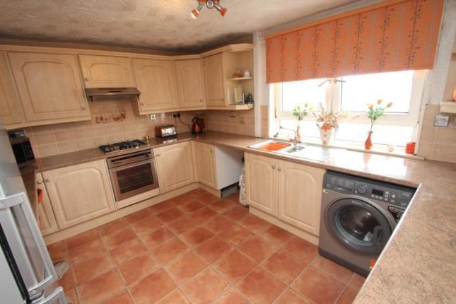 Kitchen of Deedes Street, Airdrie, North Lanarkshire ML6