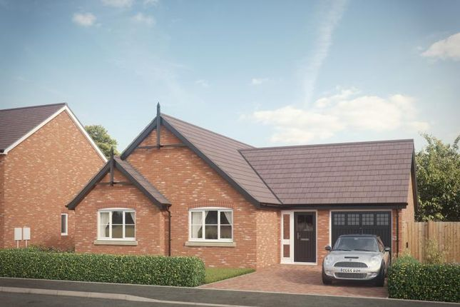Thumbnail Bungalow for sale in Prescott Road, Baschurch, Shrewsbury