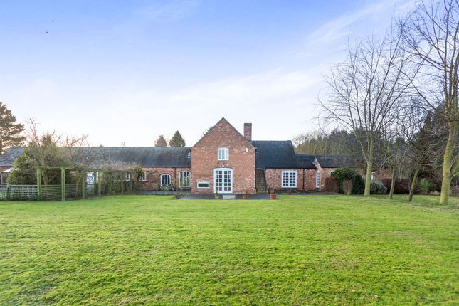 Thumbnail Detached house for sale in Main Road, Elvaston, Derby
