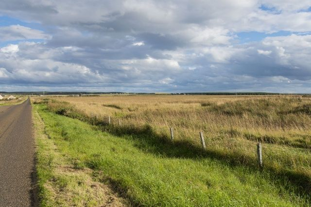 Thumbnail Land for sale in Harrow Road, Scarfskerry, Thurso, Highland