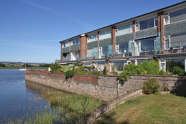 Thumbnail Flat to rent in Strand Court, Topsham, Exeter, Devon