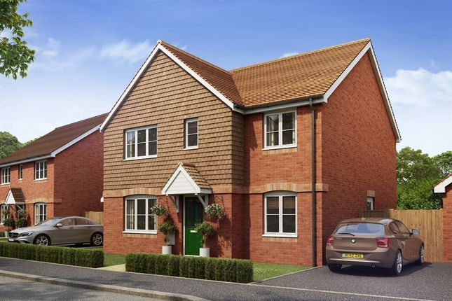 "Thumbnail Detached house for sale in ""The Corfe"" at Hyton Drive, Deal"