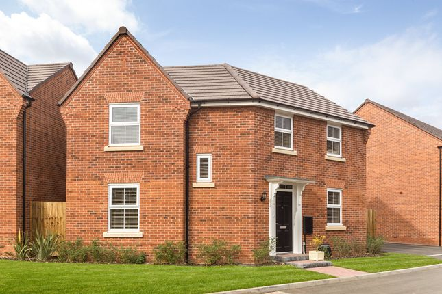 """Thumbnail Detached house for sale in """"Fairway"""" at Old Derby Road, Ashbourne"""