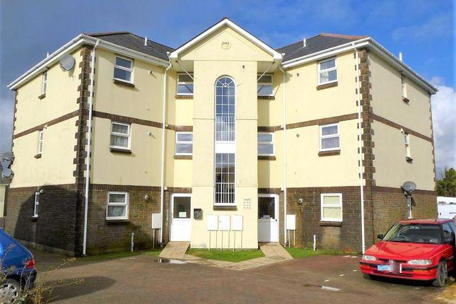 Thumbnail Flat to rent in Harris Close, Kelly Bray, Callington, Cornwall