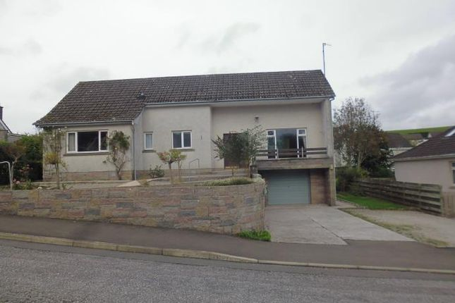 Thumbnail Detached bungalow to rent in Slemish, 11 St. Andrew Drive, Castle Douglas