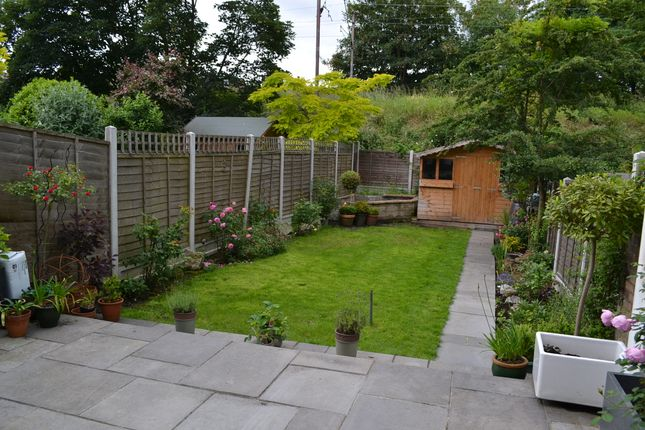 Thumbnail Terraced house to rent in Beech Hall Road, Highams Park