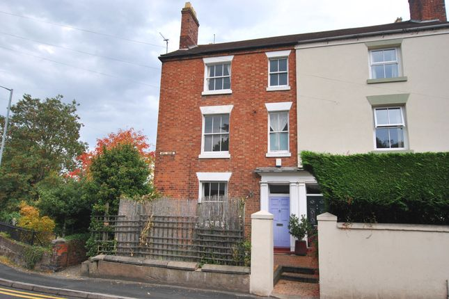 Thumbnail End terrace house for sale in Mill Bank, Wellington, Telford, Shropshire