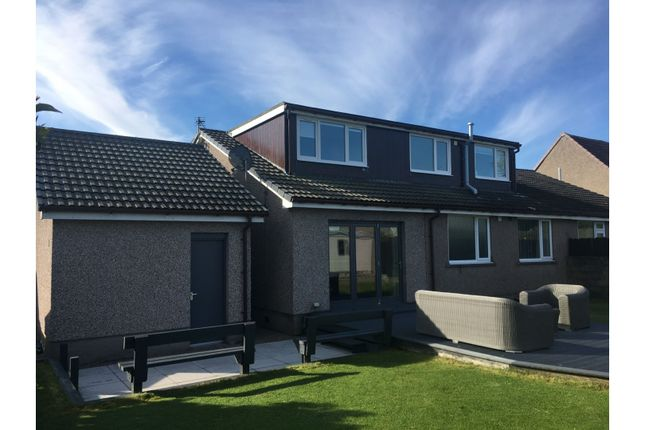 Thumbnail Semi-detached house for sale in Lawsondale Drive, Westhill