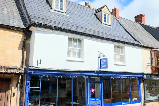 Thumbnail Retail premises for sale in 13 North Street & Castle Cottage, Winchcombe