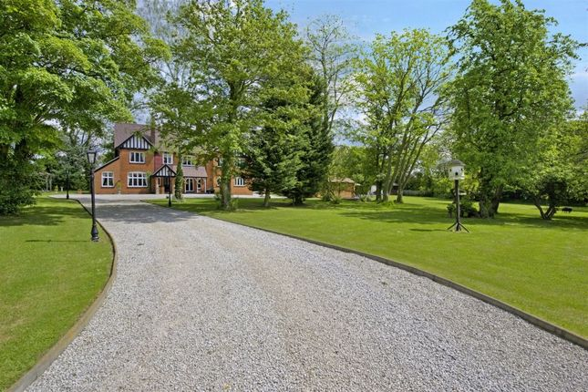 Thumbnail Detached house for sale in Nr Much Hadham, Ware