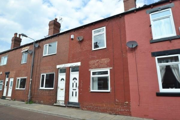 Thumbnail 2 bed terraced house for sale in 45 Regent Street, Hemsworth, Pontefract, West Yorkshire