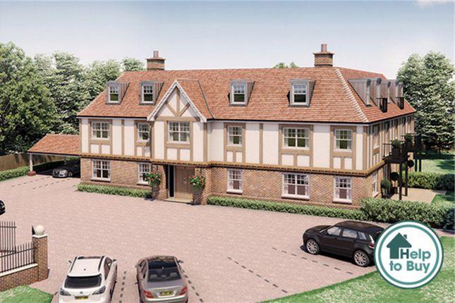 Thumbnail Flat for sale in Cromwell House, Box Lane, Boxmoor, Hemel Hempstead