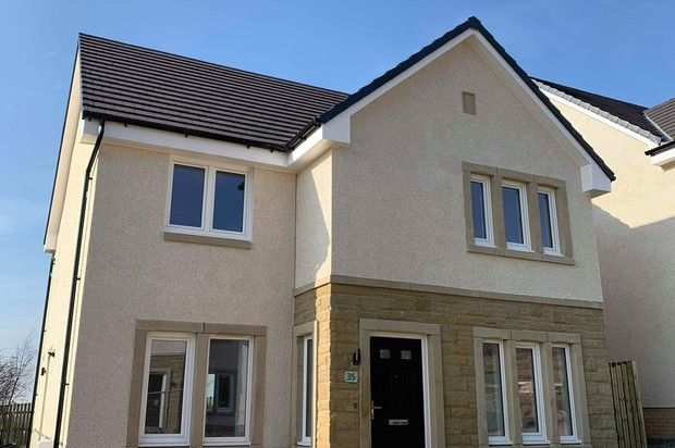 Thumbnail Detached house for sale in The Willow, Holmhead Gardens, Holmhead, Cumnock, Cumnock