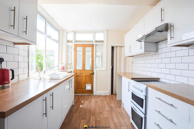 Thumbnail Terraced house to rent in Melrose Avenue, Mitcham