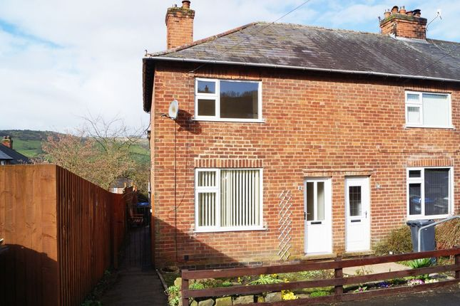 2 bed property for sale in Elm Avenue, Matlock, Derbyshire