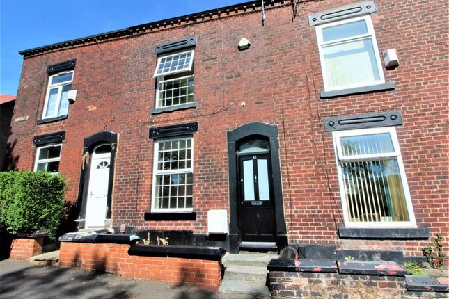 Thumbnail Terraced house to rent in Equitable Street, Oldham
