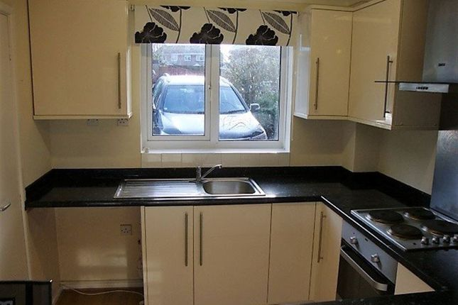 Thumbnail Terraced house to rent in Waltwood Park Drive, Llanmartin