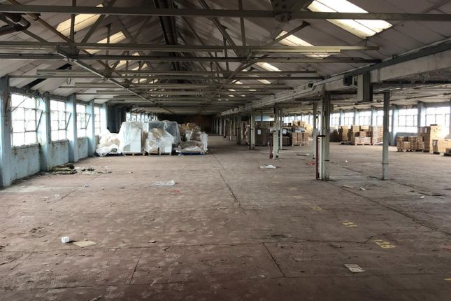 Thumbnail Warehouse to let in Chatfield Place, Stoke-On-Trent