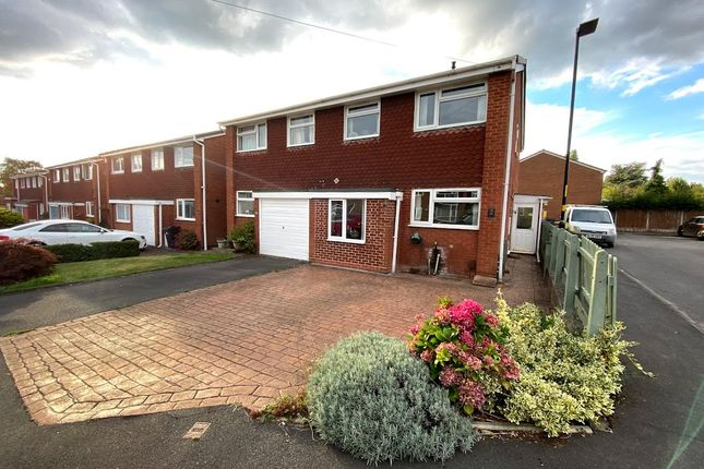 3 bed semi-detached house for sale in Wilkinson Close, Sutton Coldfield B73