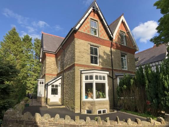 Thumbnail Semi-detached house for sale in Wye Grove, Buxton, Derbyshire