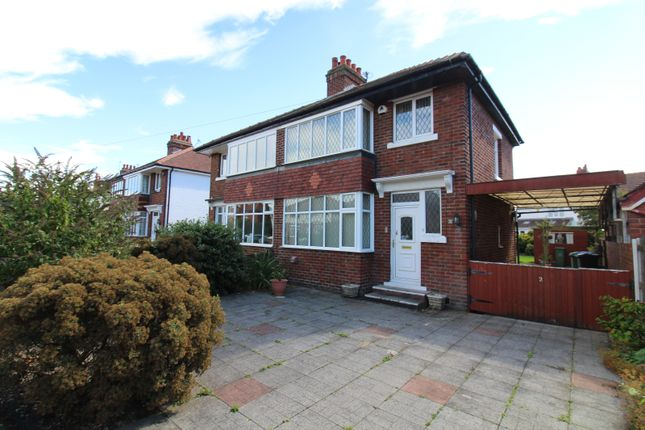 3 bed semi-detached house for sale in Cedar Avenue, Cleveleys