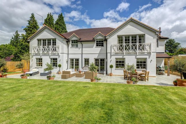 5 bed detached house for sale in Church Lane, Rotherfield Peppard, Henley-On-Thames