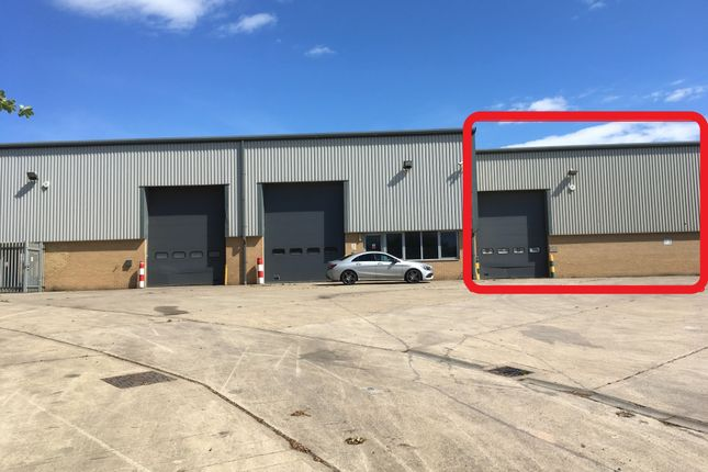 Thumbnail Industrial for sale in Crawley Crossing, Husbourne Crawley