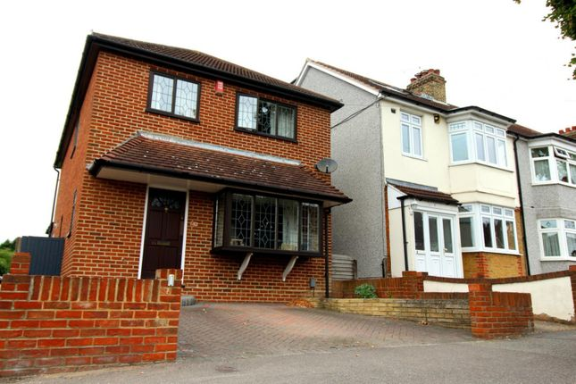 Thumbnail Detached house to rent in Lyndhurst Drive, Hornchurch
