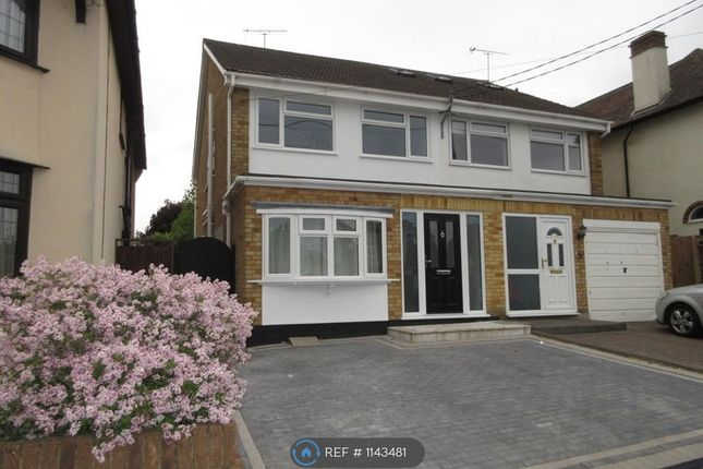 3 bed semi-detached house to rent in Gladstone Road, Hockley SS5