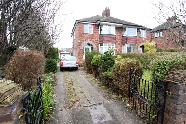 Thumbnail Semi-detached house to rent in Nursery Lane, Stockton Brook, Stoke-On-Trent