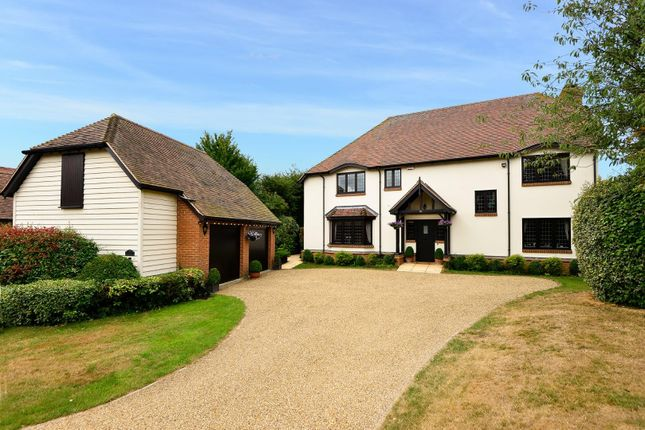 Thumbnail Detached house for sale in Chantry Park, Sarre, Birchington