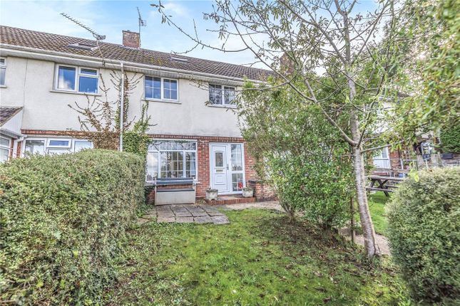 Thumbnail Terraced house to rent in Ebden Road, Winchester