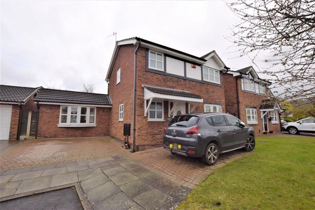 Thumbnail Detached house for sale in Cholsey Close, Upton, Wirral