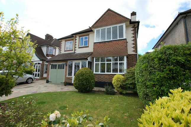 Thumbnail Detached house for sale in Courtlands Avenue, Bromley, Kent