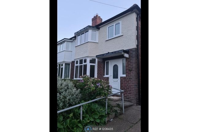 Thumbnail Semi-detached house to rent in Oxhill Road, Birmingham