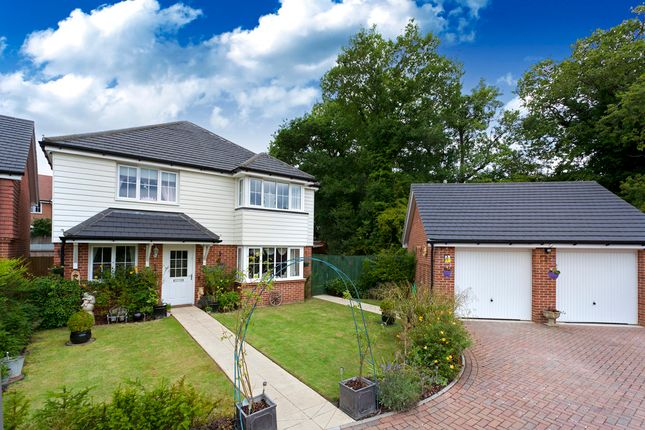 Thumbnail Detached house for sale in Roman Lane, Southwater, Horsham