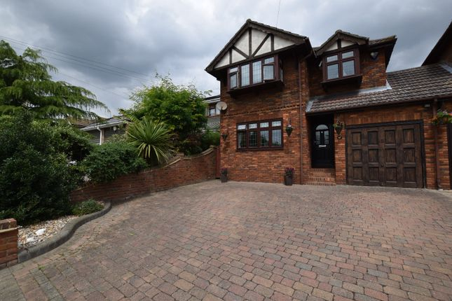 Thumbnail Detached house for sale in Kimberley Road, Benfleet