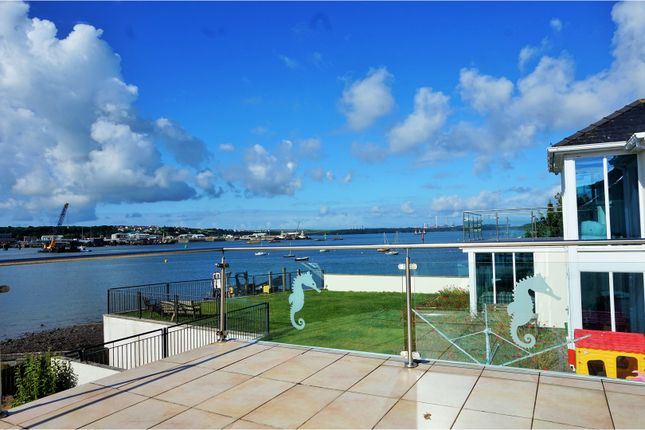 Thumbnail Detached house for sale in Picton Road, Milford Haven