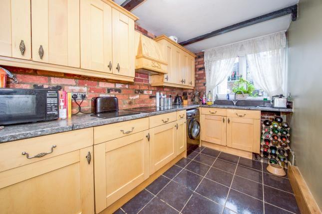 Kitchen of Popham Road, Islington, London, Uk N1
