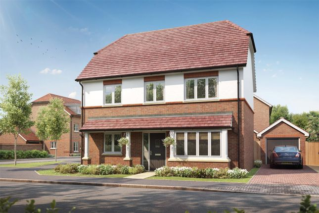Thumbnail Detached house for sale in Montague Place, Keens Lane, Guildford, Surrey