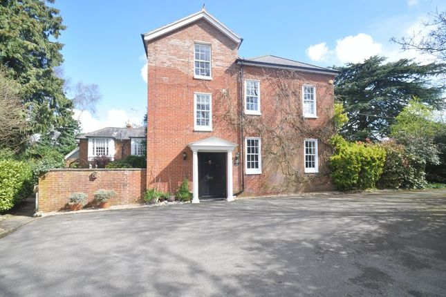 Thumbnail Semi-detached house for sale in Trunk Road, Farnborough