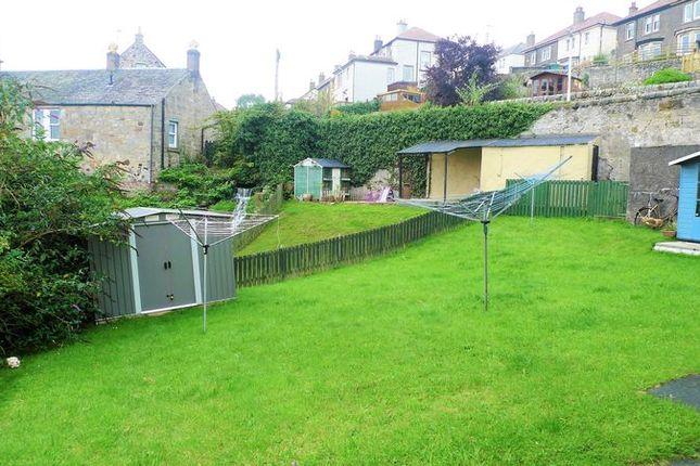 Garden of North Overgate, Kinghorn, Burntisland KY3