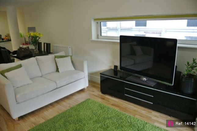 Thumbnail Flat to rent in Merryweather Place, London