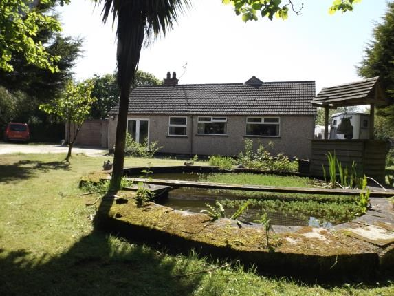 Thumbnail Bungalow for sale in Newquay, Cornwall