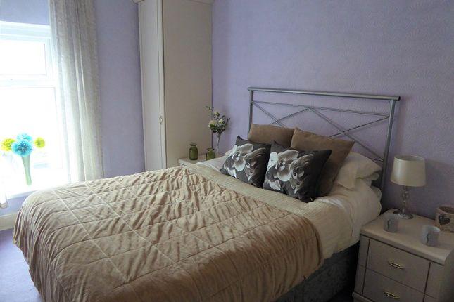Master Bedroom of West Street, Aberkenfig, Bridgend, Bridgend County. CF32