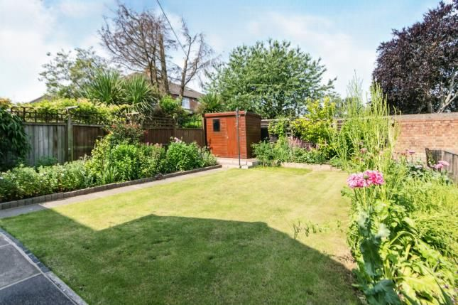 Garden of Highway Road, Evington, Leicester, Leicestershire LE5