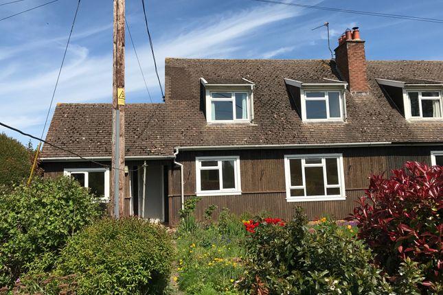 Thumbnail Semi-detached house to rent in Townsend, Shepton Montague, Wincanton