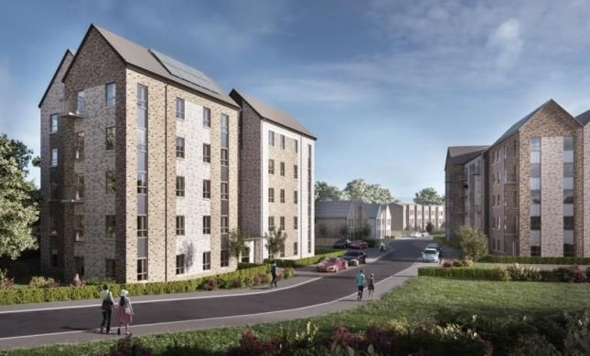 Thumbnail Flat for sale in Riverford Gardens, Pollokshaws, Glasgow